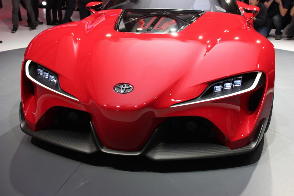 Toyota Future Vehicles